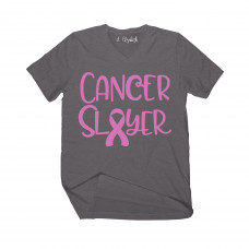 Cancer Slayer V-Neck